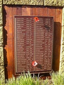 Upwey Belgrave RSL Memorial Gardens