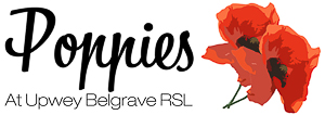 Upwey Belgrave RSL Poppies Bistro