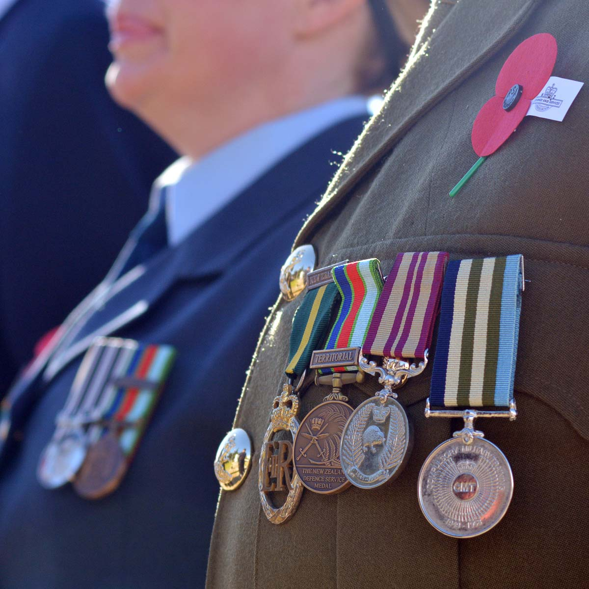 Anzac Day - War Memorial Service, Upwey-Belgrave RSL
