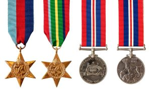 British and Australian War Medals, Upwey-Belgrave RSL