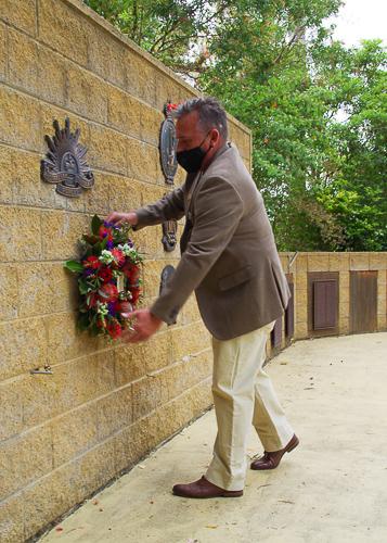 Upwey Belgrave RSL, Remembrance Day Service-2