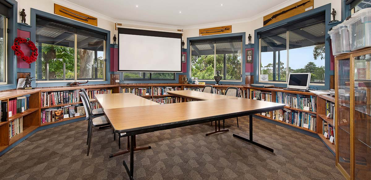 Library at Upwey Belgrave RSL Club and Restaurant_